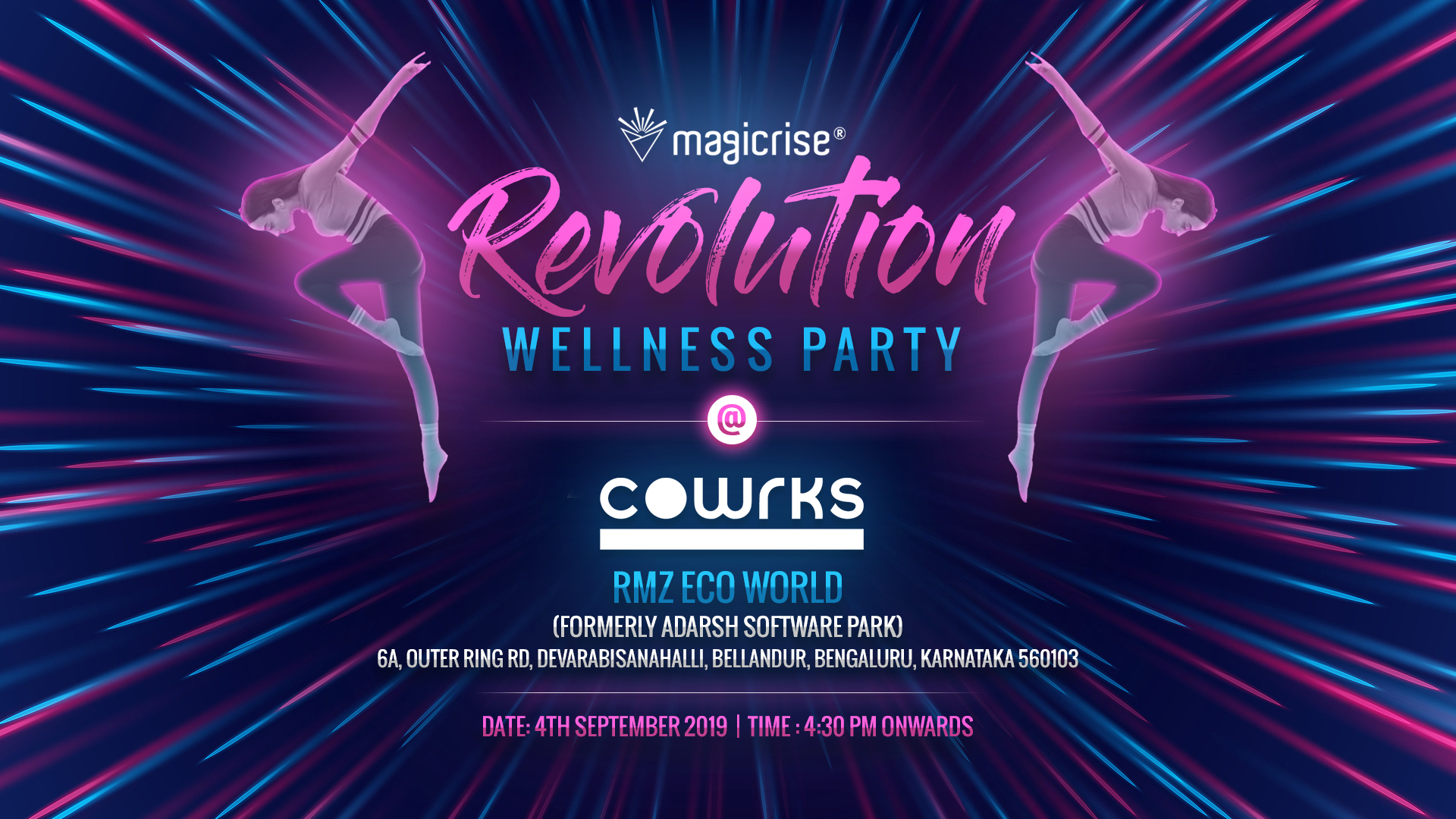 Revolution Wellness Party